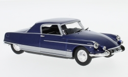 Modelcar - <strong>Citroen</strong> DS Coupe Le Dandy, metallic-dark blue, without showcase, 1967<br /><br />SpecialC.-108, 1:43<br />No. 232953