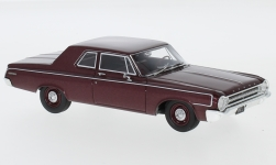 Modellauto - <strong>Dodge</strong> 330 Sedan, metallic-purper, 1964<br /><br />Neo, 1:43<br />Nr. 233104