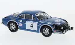 Modellauto - <strong>Alpine Renault</strong> A110, No.4, Rallye Irland, N.Hollier/P.Short, 1971<br /><br />Trofeu, 1:43<br />Nr. 233296