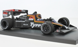 Modellauto - <strong>Tyrrell</strong> Ford 012, No.4, Formel 1, GP Belgien, S.Bellof, 1984<br /><br />Minichamps, 1:18<br />Nr. 233308