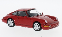 Modellauto - <strong>Porsche</strong> 911 Carrera 4, rood, Porsche 911 Collection, 1991<br /><br />SpecialC.-111, 1:43<br />Nr. 233349