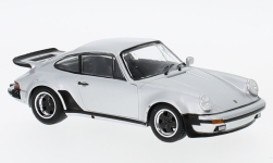 Modellauto - <strong>Porsche</strong> 911 Turbo, zilver, Porsche 911 Collection, 1975<br /><br />SpecialC.-111, 1:43<br />Nr. 233357