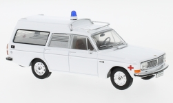 Modelcar - <strong>Volvo</strong> 145 Express, white, Ambulance, without showcase, 1969<br /><br />SpecialC.-112, 1:43<br />No. 233420