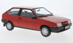 Modelcar - <strong>Lada</strong> Samara, red, 1984<br /><br />KK Scale, 1:18<br />No. 233425