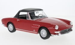 Modelcar - <strong>Ferrari</strong> 275 GTS Pininfarina Spyder, red, Softtop lays ein, 1964<br /><br />KK-Scale, 1:18<br />No. 233432