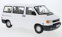 Modelcar - <strong>VW</strong> T4 Caravelle, white, 1992<br /><br />KK Scale, 1:18<br />No. 233439