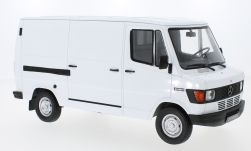 Modelcar - <strong>Mercedes</strong> 208D transport, white, 1988<br /><br />KK Scale, 1:18<br />No. 233453
