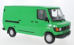Modelcar - <strong>Mercedes</strong> 208D transport, green, 1988<br /><br />KK Scale, 1:18<br />No. 233455