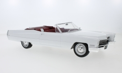 Modellauto - <strong>Cadillac</strong> DeVille Convertible, weiss, 1968<br /><br />KK Scale, 1:18<br />Nr. 233458
