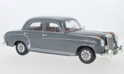 Modellauto - <strong>Mercedes</strong> 220S Limousine (W180 II), grau, 1956<br /><br />KK Scale, 1:18<br />Nr. 233463