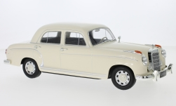 Modelcar - <strong>Mercedes</strong> 220S Limousine (W180 II), beige, 1956<br /><br />KK Scale, 1:18<br />No. 233464