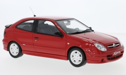 Modellauto - <strong>Citroen</strong> Xsara Sport Phase 1, rot, 2000<br /><br />Ottomobile, 1:18<br />Nr. 233487