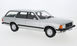 Modellauto - <strong>Ford</strong> Granada Mk II Turnier, silber, 1978<br /><br />BoS-Models, 1:18<br />Nr. 233491