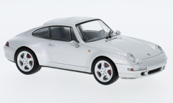 Modellauto - <strong>Porsche</strong> 911 Carrera 4S, silber, Porsche 911 Collection, 1995<br /><br />SpecialC.-111, 1:43<br />Nr. 233499