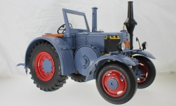 Modellauto - <strong>Lanz</strong> Bulldog D8506, blau, with window and without roof, 1937<br /><br />Premium X, 1:8<br />Nr. 233626