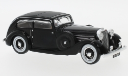 Modellauto - <strong>Jaguar</strong> SS1 Airline Coupe, schwarz, RHD, 1935<br /><br />IXO, 1:43<br />Nr. 233638