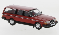 Modellauto - <strong>Volvo</strong> 240 GL Kombi, rot, 1989<br /><br />PCX87, 1:87<br />Nr. 233673