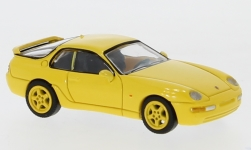 Modelcar - <strong>Porsche</strong> 968, yellow, 1991<br /><br />PCX87, 1:87<br />No. 233677