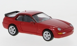Modelcar - <strong>Porsche</strong> 968, red, 1991<br /><br />PCX87, 1:87<br />No. 233678