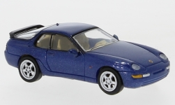 Modelcar - <strong>Porsche</strong> 968, metallic-dark blue, 1991<br /><br />PCX87, 1:87<br />No. 233680