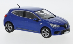Modellauto - <strong>Renault</strong> Clio RS Line, metallic-blau, 2019<br /><br />Premium X, 1:43<br />Nr. 233799