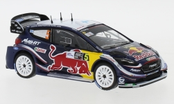 Modellauto - <strong>Ford</strong> Feest RS WRC, No.5, Rood Bull, Rallye Monza, T.Suninen/M.Salminen, 2018<br /><br />IXO, 1:43<br />Nr. 233801