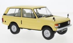 Modelcar - <strong>Land Rover</strong> Range Rover 3.5 V8, beige, 1972<br /><br />WhiteBox, 1:24<br />No. 233806