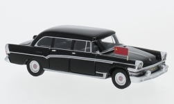 Modelcar - <strong>ZIL</strong> 111, black, 1958<br /><br />BoS-Models, 1:87<br />No. 233848