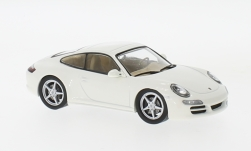 Modellauto - <strong>Porsche</strong> 911 Carrera, wit, Porsche 911 Collection, 2004<br /><br />SpecialC.-111, 1:43<br />Nr. 233850