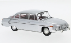 Modellauto - <strong>Tatra</strong> 603, silber, 1969<br /><br />Abrex, 1:43<br />Nr. 234134