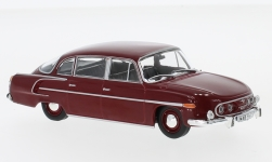 Modellauto - <strong>Tatra</strong> 603, dunkelrot, 1969<br /><br />Abrex, 1:43<br />Nr. 234135