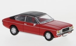 Modelcar - <strong>Ford</strong> Granada MK I Coupe, red/matt-black, 1974<br /><br />PCX87, 1:87<br />No. 234171