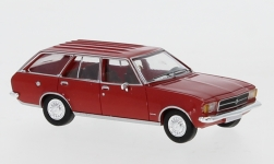 Modelcar - <strong>Opel</strong> Rekord D Caravan, red, 1972<br /><br />PCX87, 1:87<br />No. 234174