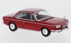 Modelcar - <strong>BMW</strong> 2000 CS, red, 1965<br /><br />PCX87, 1:87<br />No. 234182