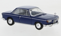 Modellauto - <strong>BMW</strong> 2000 CS, dunkelblau, 1965<br /><br />PCX87, 1:87<br />Nr. 234184