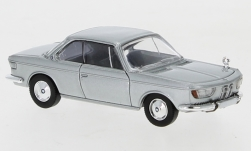 Modellauto - <strong>BMW</strong> 2000 CS, silber, 1965<br /><br />PCX87, 1:87<br />Nr. 234185