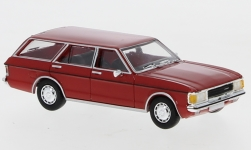 Modelcar - <strong>Ford</strong> Granada MK I Turnier, red, 1974<br /><br />PCX87, 1:87<br />No. 234188