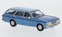voiture miniature - <strong>Ford</strong> Granada MK I Turnier, metallic-bleu, 1974<br /><br />PCX87, 1:87<br />N° 234189