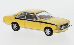 Modellauto - <strong>Opel</strong> Commodore B Coupe, gelb, 1972<br /><br />PCX87, 1:87<br />Nr. 234191