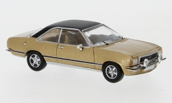 Modelcar - <strong>Opel</strong> Commodore B Coupe, metallic-light-brown/matt-black, 1972<br /><br />PCX87, 1:87<br />No. 234192