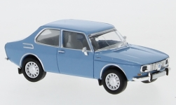 Modelcar - <strong>Saab</strong> 99, light blue, 1970<br /><br />PCX87, 1:87<br />No. 234200