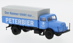 Modellauto - <strong>IFA</strong> H 6, Peterbier, Pritsche<br /><br />Brekina, 1:87<br />Nr. 234259