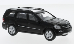 Modellauto - <strong>Mercedes</strong> GL 500 4Matic  (X164), zwart, zonder Vitrine, 2006<br /><br />SpecialC.-16, 1:43<br />Nr. 234306