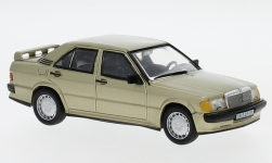 Modellauto - <strong>Mercedes</strong> 190 E 2.3-16V (W201), metallic-beige, zonder Vitrine, 1984<br /><br />SpecialC.-16, 1:43<br />Nr. 234309