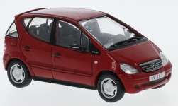 Modellauto - <strong>Mercedes</strong> A 160 (W168), rood, zonder Vitrine, 1997<br /><br />SpecialC.-16, 1:43<br />Nr. 234311