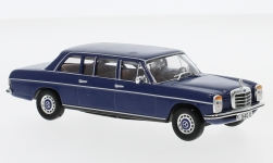 Modellauto - <strong>Mercedes</strong> 240 D (V115), blauw, zonder Vitrine, 1973<br /><br />SpecialC.-16, 1:43<br />Nr. 234315