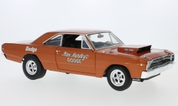 Modelcar - <strong>Dodge</strong> Dart Hemi, copper, Max Hurley, 1968<br /><br />ACME, 1:18<br />No. 234365