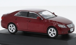 Modellino - <strong>Toyota</strong> Mark-X, metallic-rosso-scuro, RHD, 2012<br /><br />First 43 Models, 1:43<br />n. 234386