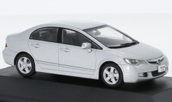 Modellauto - <strong>Honda</strong> Civic, silber, RHD, 2006<br /><br />First 43 Models, 1:43<br />Nr. 234390