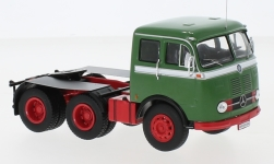 Modelcar - <strong>Mercedes</strong> LPS 333, green/red, 1960<br /><br />IXO, 1:43<br />No. 234396